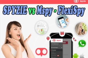 Spyzie vs Mspy y Flexispy