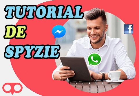 tutorial de como usar spyzie apk en android