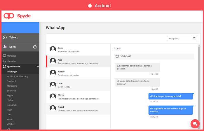 como ver mensajes borrados de whatsapp